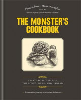 Omslag - The Monster's Cookbook