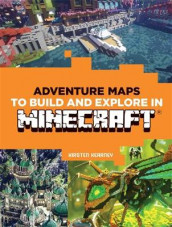 Adventure Maps to Build and Explore in Minecraft av Kirsten Kearney (Heftet)