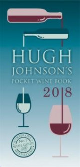 Omslag - Hugh Johnson's pocket wine book 2018