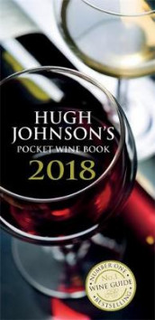 Hugh Johnson's Pocket Wine Book 2018 av Hugh Johnson (Innbundet)