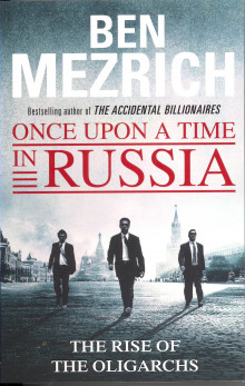 Once Upon a Time in Russia av Ben Mezrich (Heftet)