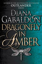 Omslag - Dragonfly In Amber