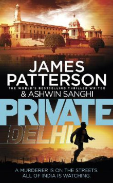 Private Delhi av James Patterson og Ashwin Sanghi (Heftet)