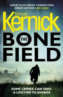 The Bone Field av Simon Kernick (Heftet)