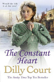The Constant Heart av Dilly Court (Heftet)