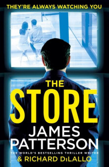 The store av James Patterson (Heftet)