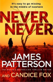Never Never av Candice Fox og James Patterson (Heftet)
