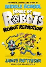 Omslag - House of Robots: Robot Revolution