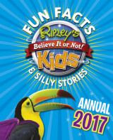 Omslag - Ripley's Fun Facts and Silly Stories Activity Annual 2017