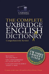 Omslag - The Complete Uxbridge English Dictionary