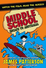 Omslag - Middle School: Escape to Australia