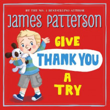 Give Thank You a Try av James Patterson (Innbundet)