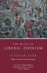 Omslag - The Myths of Liberal Zionism