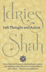 Omslag - Sufi Thought and Action