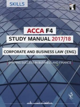 Omslag - ACCA F4 Corporate and Business Law (ENG) Study Manual