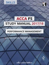 Omslag - ACCA F5 Performance Management Study Manual