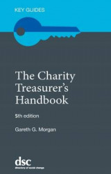 Omslag - The Charity Treasurer's Handbook