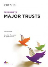 Omslag - The Guide to Major Trusts 2017/18
