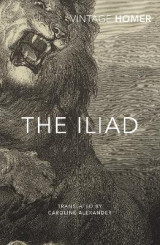 Omslag - The Iliad