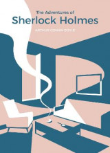 Omslag - The Adventures of Sherlock Holmes