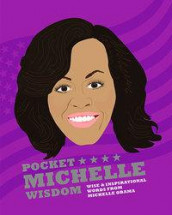 Pocket Michelle wisdom av Michelle Obama (Heftet)
