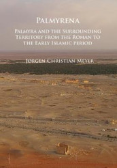 Palmyrena: Palmyra and the Surrounding Territory from the Roman to the Early Islamic period av Jorgen Christian Meyer (Heftet)