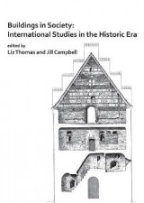 Omslag - Buildings in Society: International Studies in the Historic Era