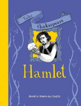 Omslag - Tales from Shakespeare: Hamlet