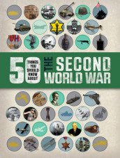 50 Things You Should Know About the Second World War av Simon Adams (Heftet)