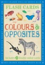Omslag - Animal Flashcards: Colours & Opposites
