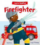 Omslag - Busy People: Firefighter