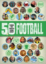 Omslag - 50 things you should know about:Football