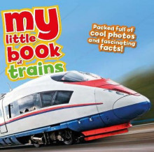 My Little Book of Trains av Rod Green og Claudia Martin (Innbundet)