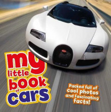 My Little Book Of Cars av Rod Green og Claudia Martin (Innbundet)