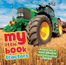 My Little Book of Tractors av Rod Green (Innbundet)