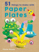 Omslag - 51 Things to Make with Paper Plates