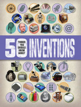 Omslag - 50 Things You Should Know About: Inventions