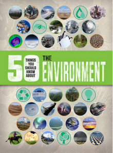 50 Things You Should Know About: The Environment av Jen Green (Heftet)