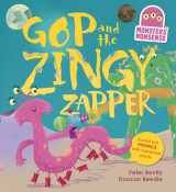 Omslag - The Zingy Zapper: Book 2