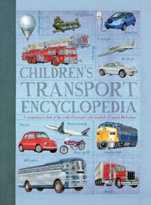 Children'S Transport Encyclopedia av Philip Wilkinson, Oliver Green og Ian Graham (Innbundet)
