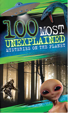 100 Most Unexplained Mysteries on the Planet av Anna Claybourne (Heftet)