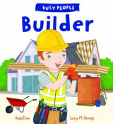 Omslag - Busy People: Builder
