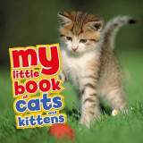 Omslag - My Little Book of Cats and Kittens