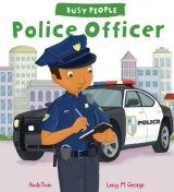 Omslag - Busy People: Police Officer