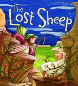 Omslag - My First Bible Stories (Stories Jesus Told): The Lost Sheep