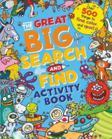 Omslag - The Great Big Search and Find Activity Book