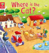 Omslag - Reading Gems: Where is the Cat? (Level 1)