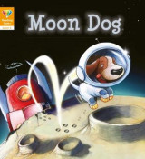 Omslag - Reading Gems: Moon Dog (Level 2)