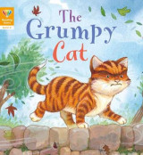 Omslag - Reading Gems: The Grumpy Cat (Level 2)