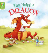 Omslag - Reading Gems: The Helpful Dragon (Level 4)